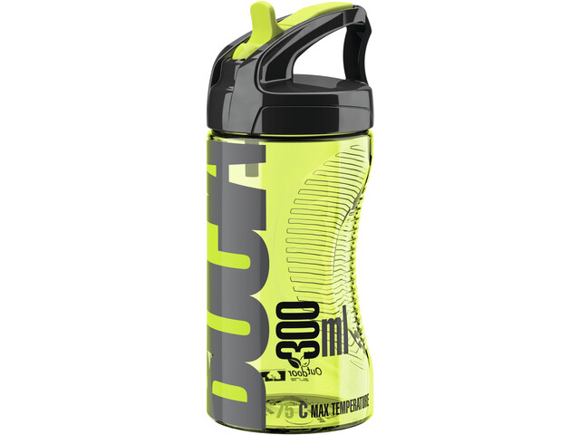 Elite Bocia Drinking Bottle 350ml yellow